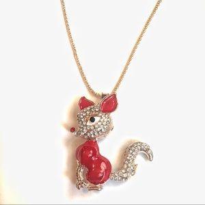 Jewelry - Fox Necklace